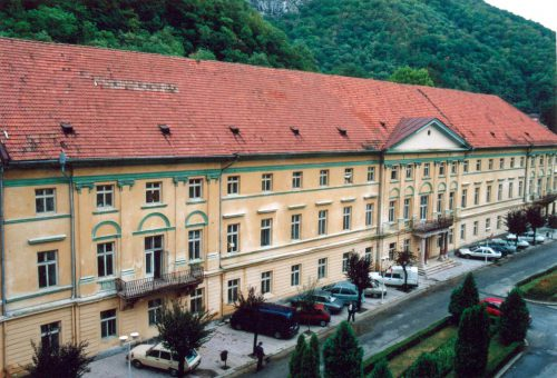 Hotel Severin, 2002, Arhiva INP/ The Severin Hotel, 2002, the NIH Archives